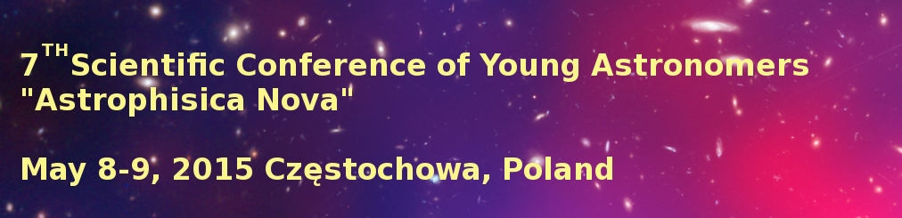 7th Scientific Conference of Young Astronomers